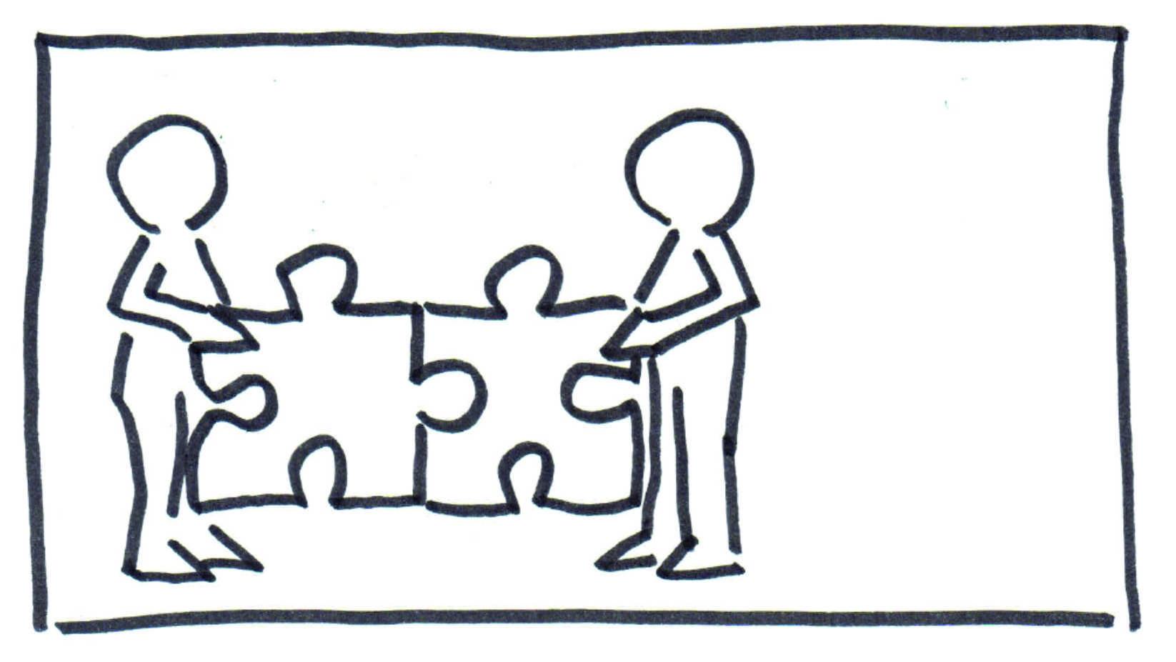 Abstimmungstreffen Projektideen unter den Handlungsfeldern